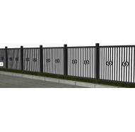 Strypinė tvora – DORADO