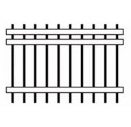 Modulinės tvoros segmentas -  TTL